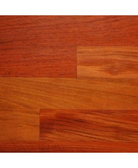parquet exotique jatoba verni en contrecollé massif largeur 140mm épaisseur 15mm