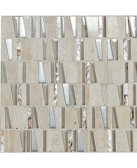 Mosaique asi beige 30x31.5 cm