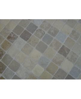pierre du limeyrat pavé 10x10 cm toutes teintes