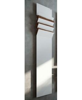 Sèche-serviette radiateur électrique design AntflapsA 171x35cm de couleur