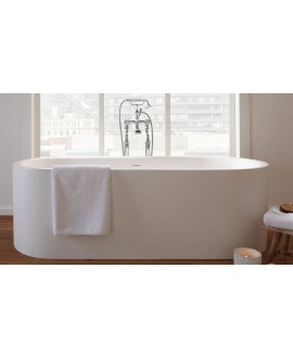 Baignoire de style ancien impmargareth bath 1800x540x820mm