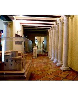 Carrelage en terre cuite fait main émaillée 30x30x2cm