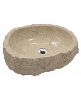 Vasque en pierre MO ifach 40x50x15cm